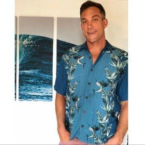 Guy Harvey Hawaiian T-Shirt